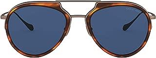 Luxury Fashion | Giorgio Armani Mens AR6097325980 Brown Sunglasses | Fall Winter 19