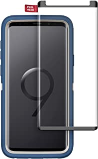 Encased Tempered Glass Screen Protector for Otterbox Defender Case - Galaxy S9 (case not Included)