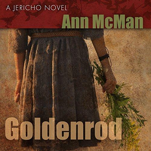 Goldenrod audiobook cover art