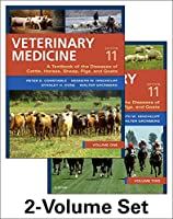 Veterinary Medicine: A textbook of the diseases of cattle, horses, sheep, pigs and goats - two-volume set