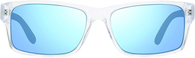 Revo Sunglasses Finley: Polarized Lens with Eco-Friendly Rectangle Frame
