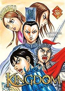 Kingdom Edition simple Tome 35