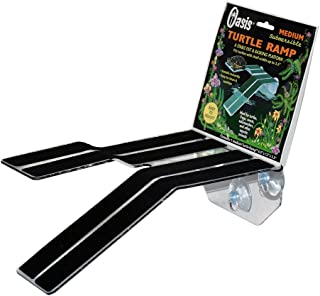 OASIS #64225  Turtle Ramp - Medium  12-Inch by 6-1/2-Inch by 3-1/4-Inch
