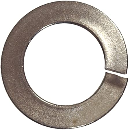 Stainless Steel 18-8 Medium Lock Washers 3//8 Split Lock Washers 100 Pcs