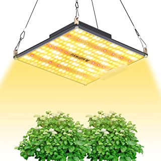 LED Grow Light,FAMURS T-Sun Series 1000W Grow Lights with SANAN LP2235 Diodes and UL Listed Driver Sunlight Full Spectrum Grow lamp with Switch for Indoor Plants Veg and Bloom Greenhouse Silent