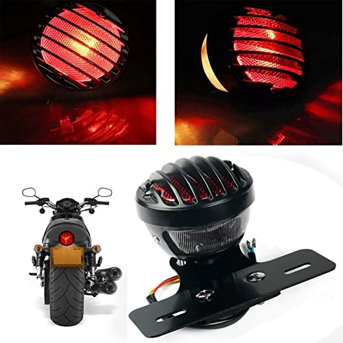Micro catadioptres Réflecteur Réflecteur marque d/'homologation E Chopper Harley Custom Bike