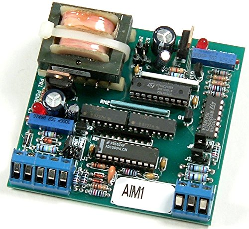 Advanced Control Technologies, Inc. (ACT) AIM1 AIM1 1 to 1 Analog Isolation Module