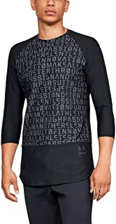 Under Armour Men's Perpetual Graphic 3/4 Sleeve