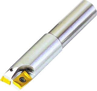 1-7//16 Cutting Length Pack of 1 5//8 Head Diameter Drillco 7000H Series Magnum Solid Carbide Bur 1//4 Shank Diameter Flame Single Cut