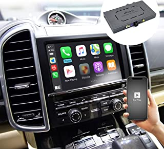 Joyeauto Wireless CarPlay BoxRetrofit for Porsche PCM3.1 Android Auto for Cayenne Macan Cayman Panamera Boxster 718 911 Multimedia Mirror Link
