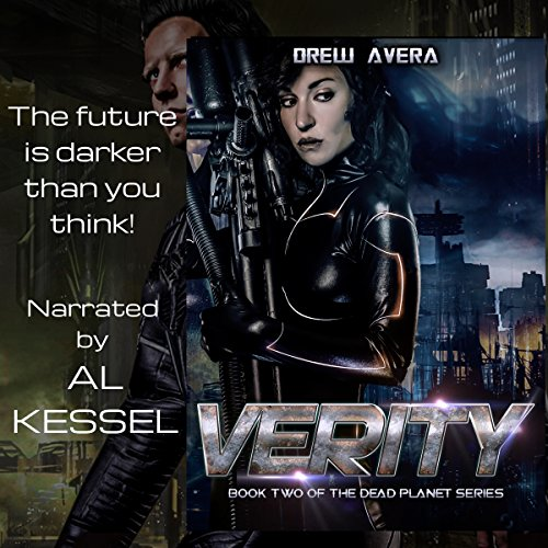 Verity audiobook cover art