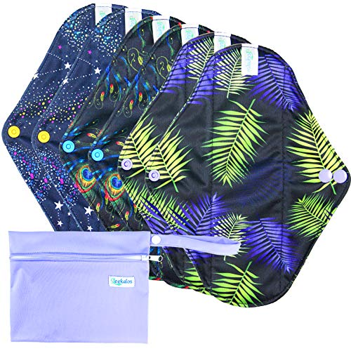 Compresas Reutilizables Pequeñas  marca Leekalos