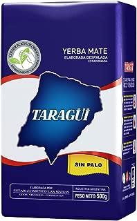 Yerba Mate Taragui Sin Palo (Azul) Argentina. 500gr (1,1lbs)