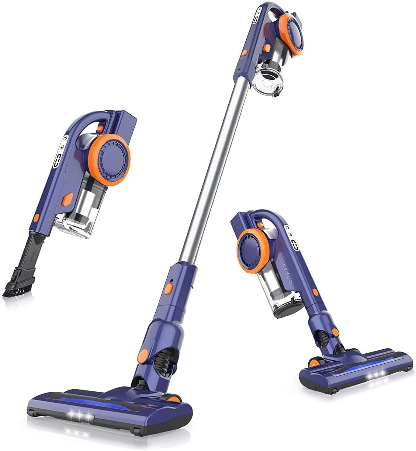 Orfeld 18000pa  4-in-1 Cordless Stick Vacuum  $109.99 Coupon