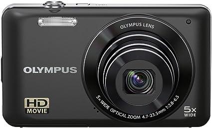 Olympus Vg 120 Digitalkamera 14 Mp 5 Facher Weitwinkelobjektiv Optischer Zoom 26 Mm 3 Zoll Lcd