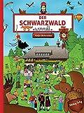 Der Schwarzwald wimmelt. Vom Feldberg bis hinunter nach Freiburg, im Freilichtmuseum Vogtsbauernhof oder im Kloster Hirsau – überall gibt es viel zu entdecken. Ein Wimmelspaß für die ganze Familie.