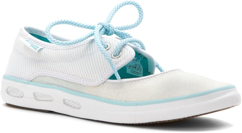 Columbia Women's Vulc N VentTM Peep Toe PFG Fashion Sneakers
