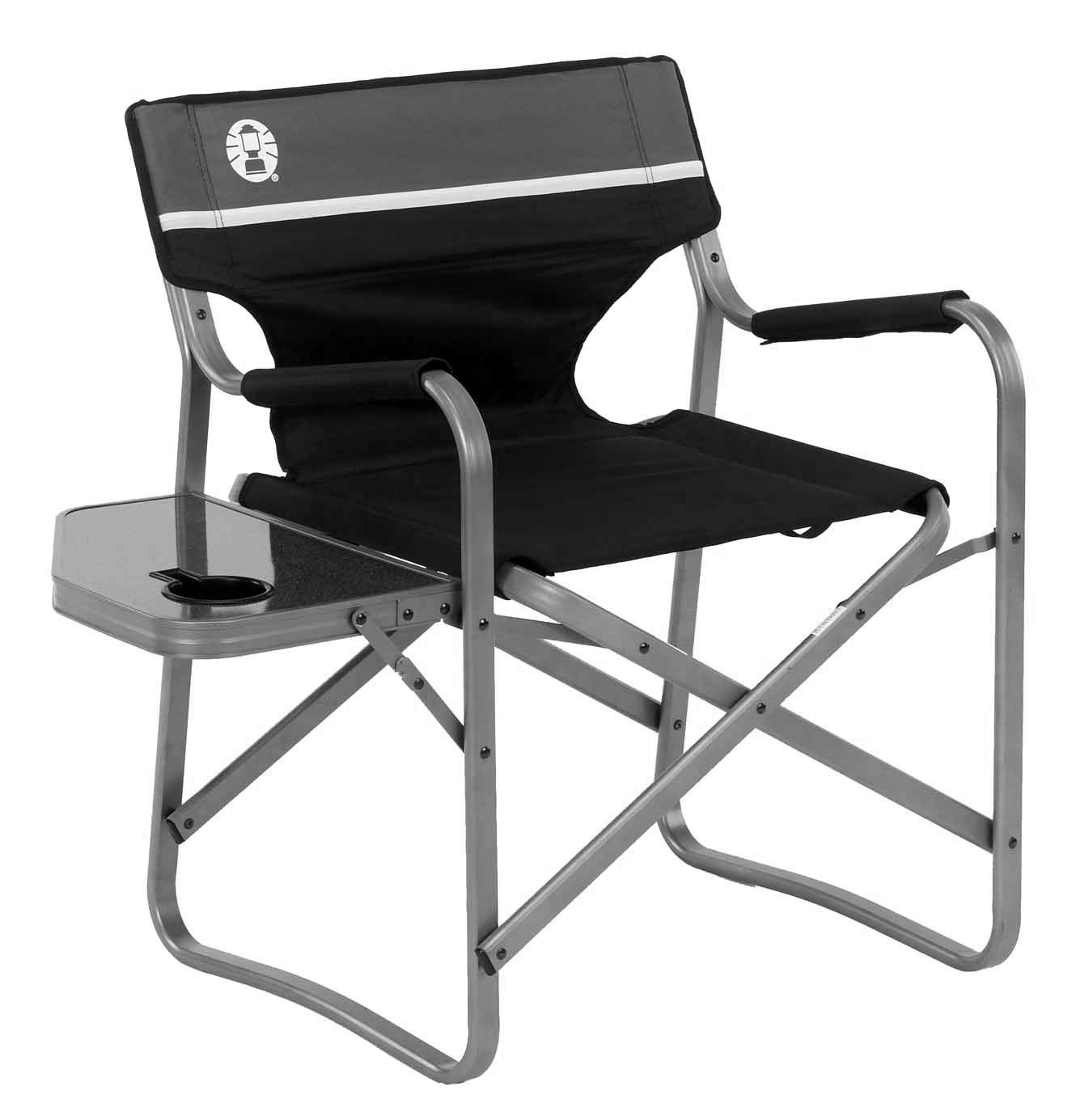 Coleman Portable Deck Chair Table