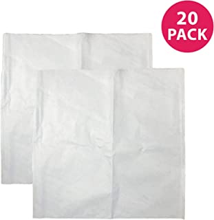 Think Crucial Replacement Coffee Filters Compatible With Toddy Paper Coffee Filter Part - 20.3 x 11.1 x 0.4 - Perfect For Cold Brew System Five (5) Gallon Commercial Cold Brew Brewers (20 Pack)