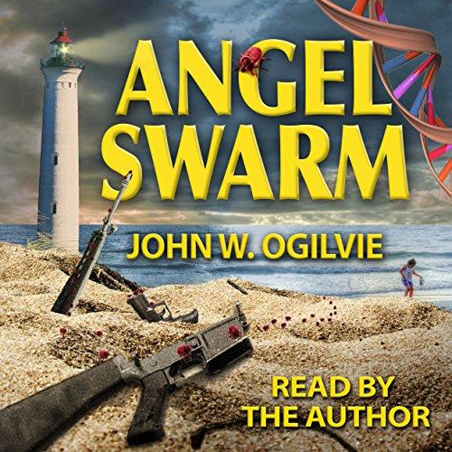 Angel Swarm audiobook cover art