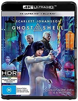 Ghost In The Shell 4K UHD Blu-ray | NON-USA Format | Region B Import - Australia