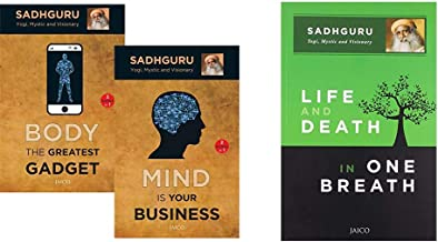 Mind Is Your Business/Body The Greatest Gadget (2 Books In 1) + Life And Death In One Breath (Set of 2 Books)