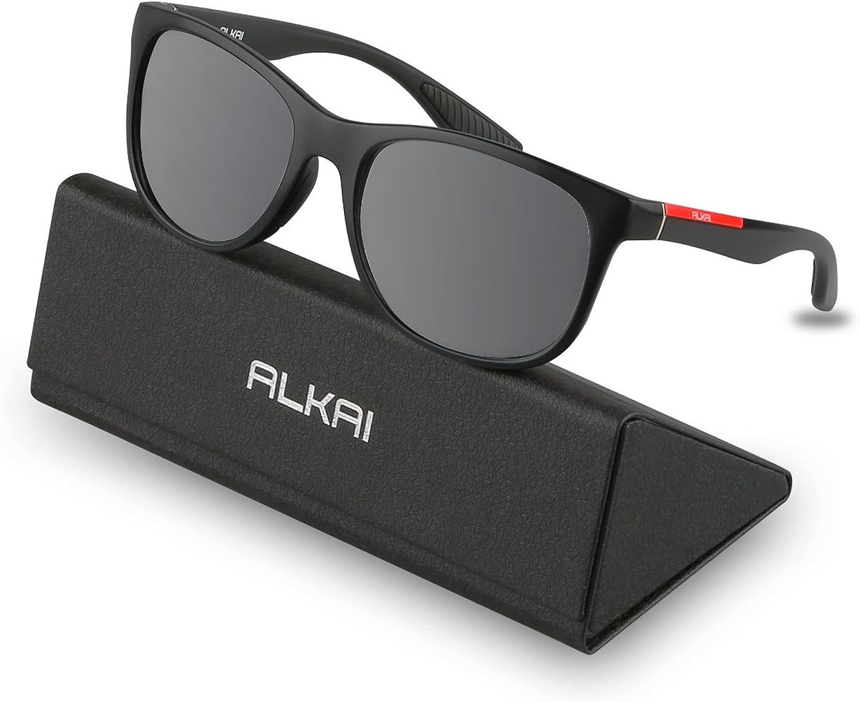 ALKAI Phoenix Polarized Sunglasses for Men and Women, 100% UV400 Predection