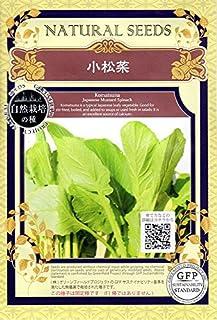 【有機種子】 小松菜 グリーンフィールドプロジェクトのタネ