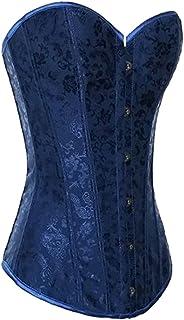 Alivila.Y Fashion Corset Women's Sexy Brocade Vintage Corset