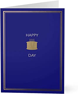 Hallmark Business Birthday Card for Customers (Happy Cake Day) (Pack of 25 Greeting Cards)