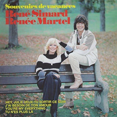 Renée martel & René Simard