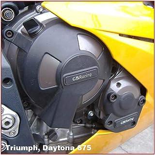 Juego de protector de moldes y Triumph Daytona 675 Street Triple 675 2006-2010 RACING GB, D675-EC-SET-GBR