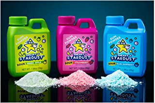 powder that turns into gum