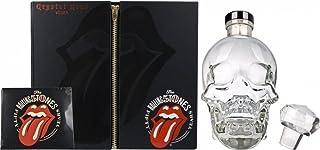 Crystal Head Wodka Rolling Stones 50th Anniversary