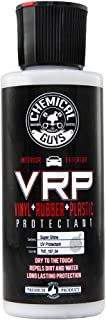 Chemical Guys TVD_107_04 For Vinyl, Rubber and Plastic Non-Greasy Dry-to-the-touch Long Lasting Super Shine Dressing For Tires Trim and More (4 oz)