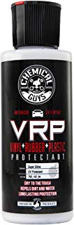 Chemical Guys TVD_107_04 Vinyl, Rubber and Plastic Non-Greasy Dry-to-the-touch Long Lasting Super Shine Dressing For Tires Trim and More (4 oz)
