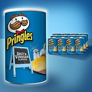 Pringles Salt & Vinegar, 12 Pack (12 x 53g)
