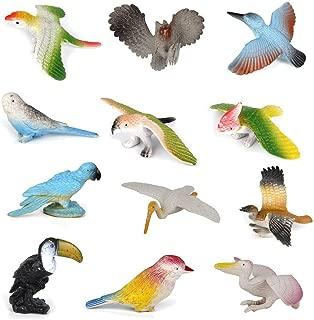 Best tiny plastic birds Reviews