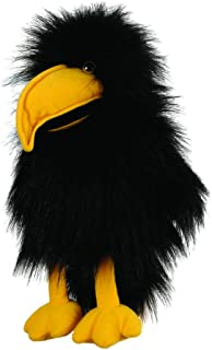 The Puppet Company Baby Birds Crow Hand Puppet