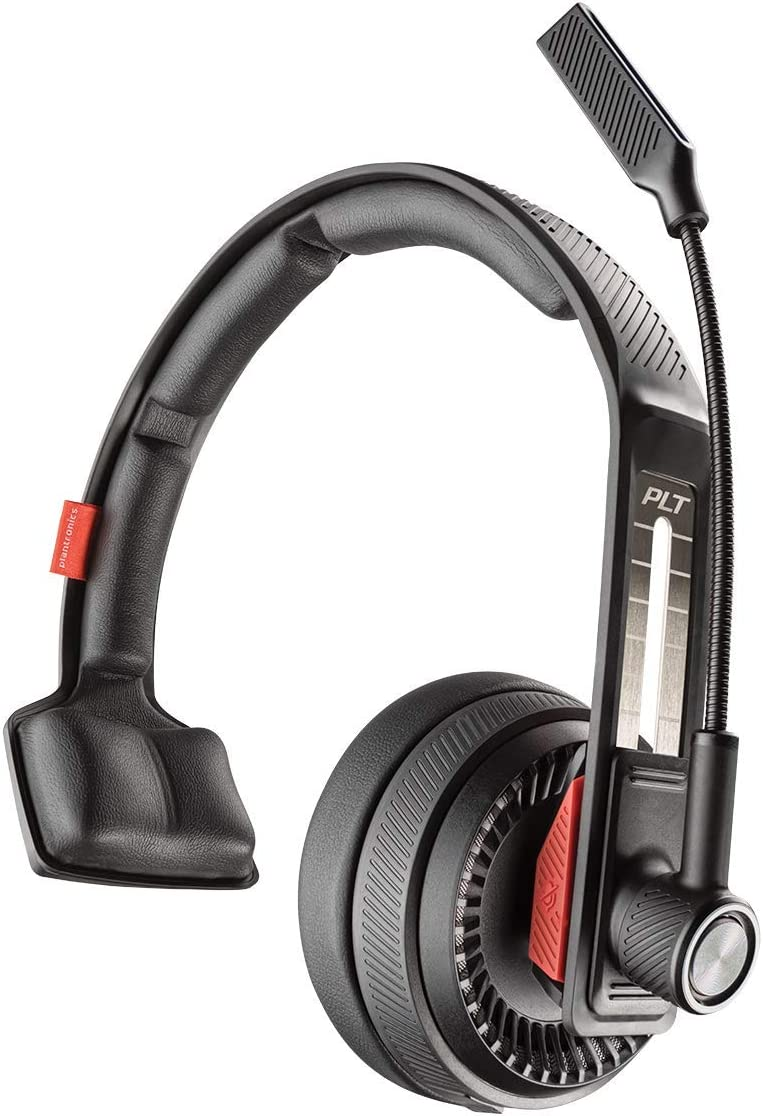 Plantronics Voyager 104 Bluetooth It is very popular Over Excellence Headset Head The