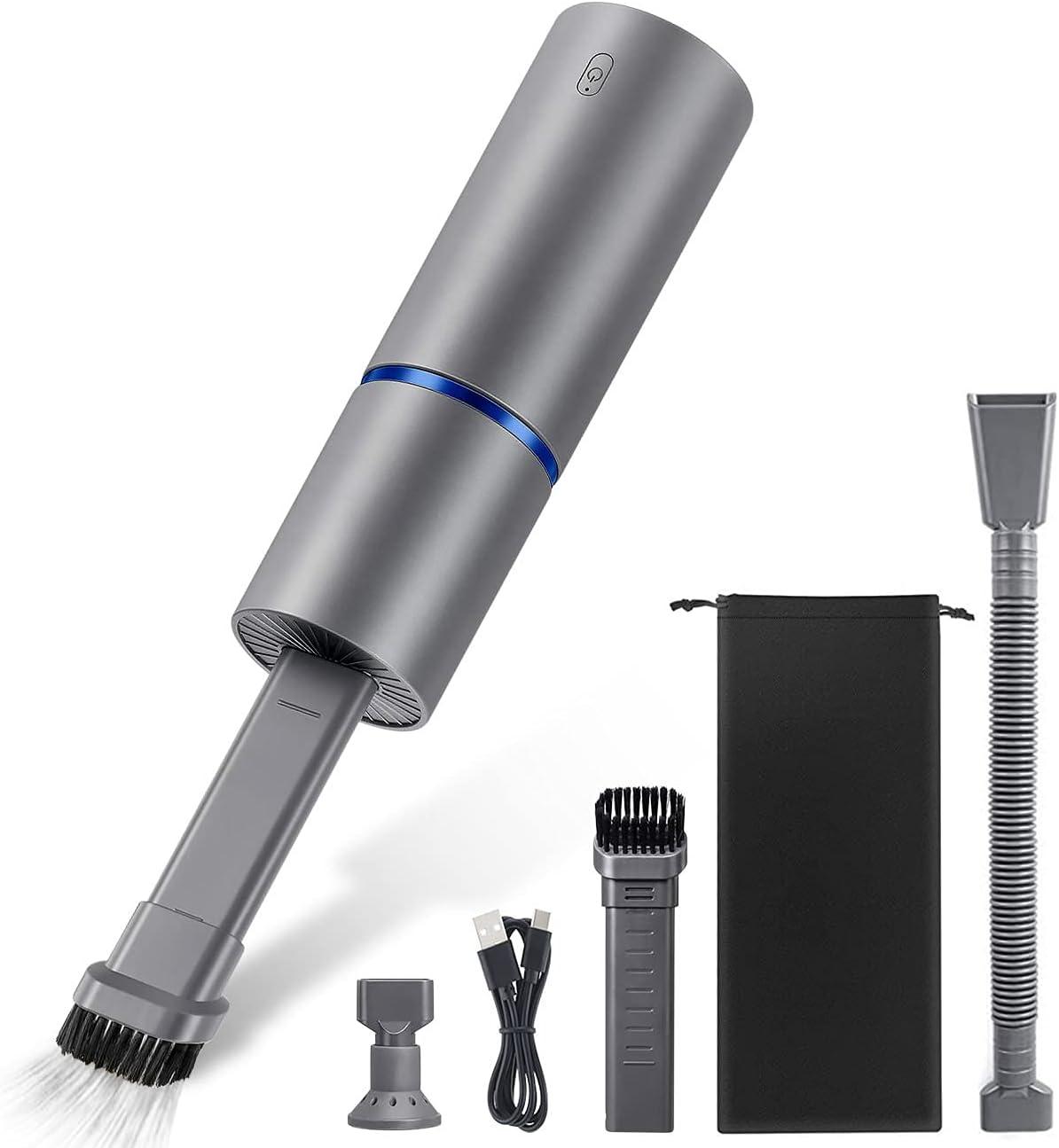 送料無料カード決済可能 HONKYOB Mini VacuumCordless 安値 Air DusterHand in 1 Pump Handhel 3