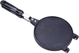 Egg Roll Maker, Aluminium Alloy Round Shape Pancake Non-Stick Robust Connection Pan Household Waffle Baking Kitchen Baking...