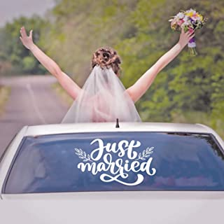 Best wedding decals for car Reviews