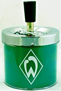 Aschenbecher Werder Bremen  Sticker Gelsenkirchen Forever, Ashtray/cenicero/cendrier