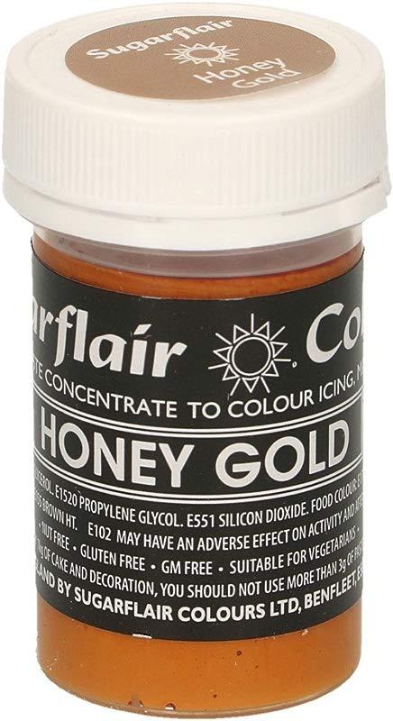 Spectral Paste Pastel Honey Gold