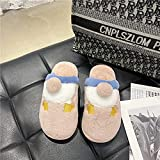 Zapatillas De Casa para Mujer Verano Abiertas,Zapatillas De...