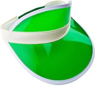 Brybelly Official Green Casino Style Dealer Visor