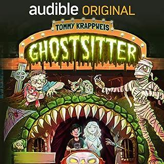Ghostsitter: Die komplette 1. Staffel Titelbild