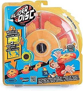 Eolo Slider Flying Disc 4 Assorted, Pack of 1, SLD828