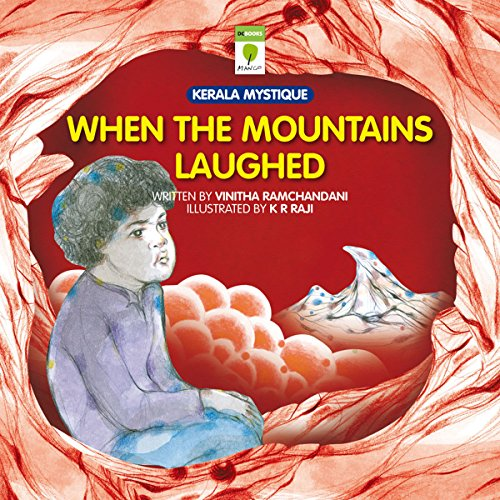 When the Mountains Laughed audiobook cover art